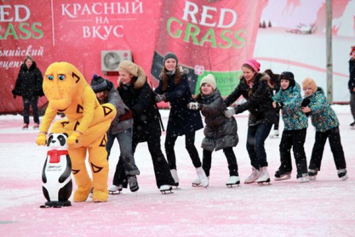 Главные катки Москвы