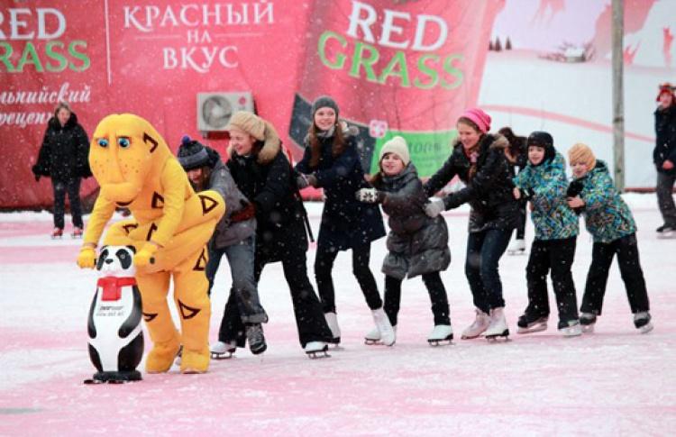 Главные катки Москвы Фото №419154
