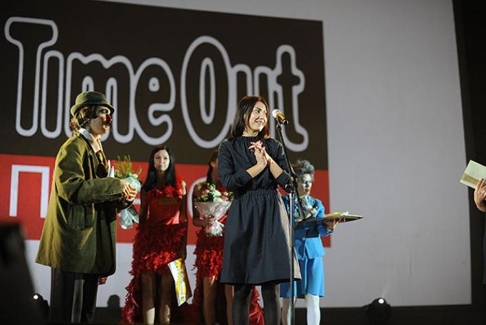 Подведение итогов премии «Меню иСчет» 2013