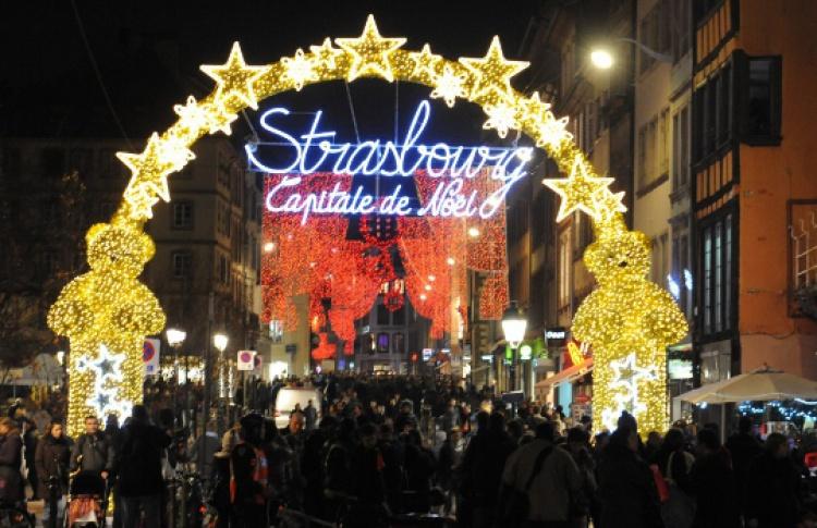 Рождественские ярмарки мира и городов России