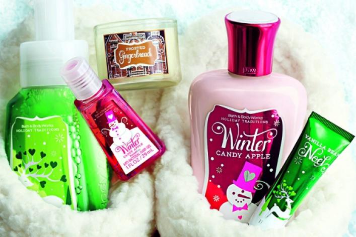 Рождественские коллекции макияжа: выбор Time Out
