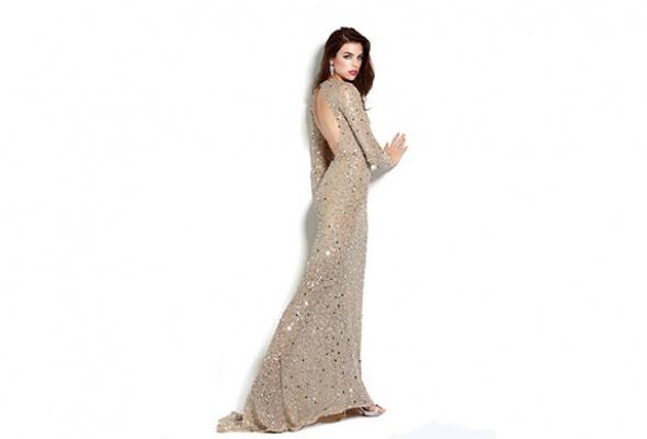 Коллекция вечерних платьев Jovani - Фото №0