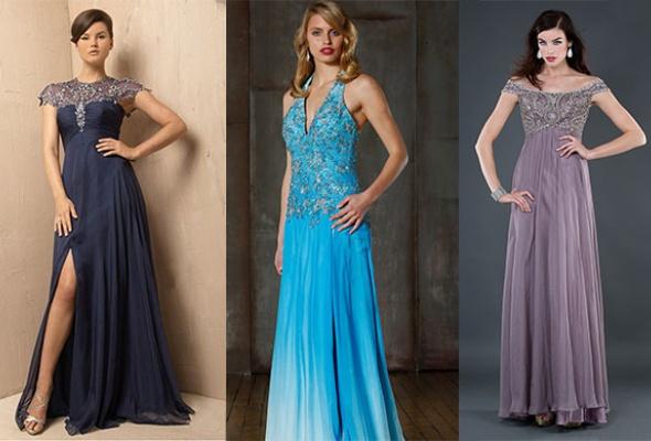 Коллекция вечерних платьев Jovani - Фото №1