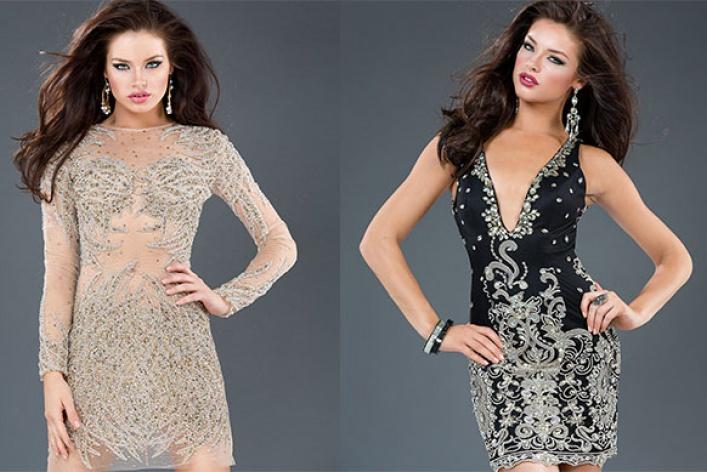 Коллекция вечерних платьев Jovani
