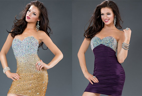 Коллекция вечерних платьев Jovani - Фото №3