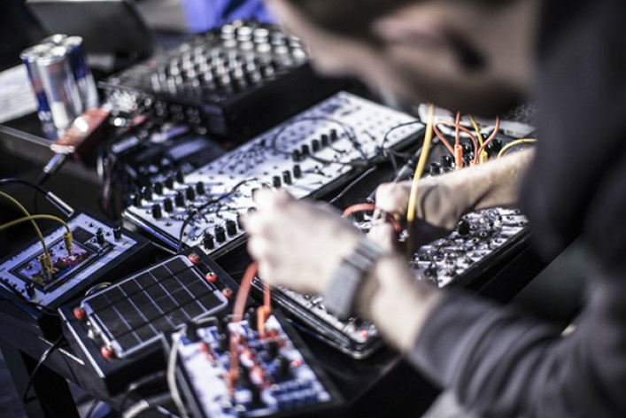 Moscow RBMA Synth Lab