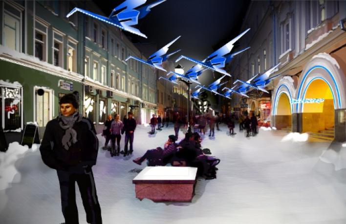 14декабря вгороде стартует новогодний фестиваль «Лучший город зимы»
