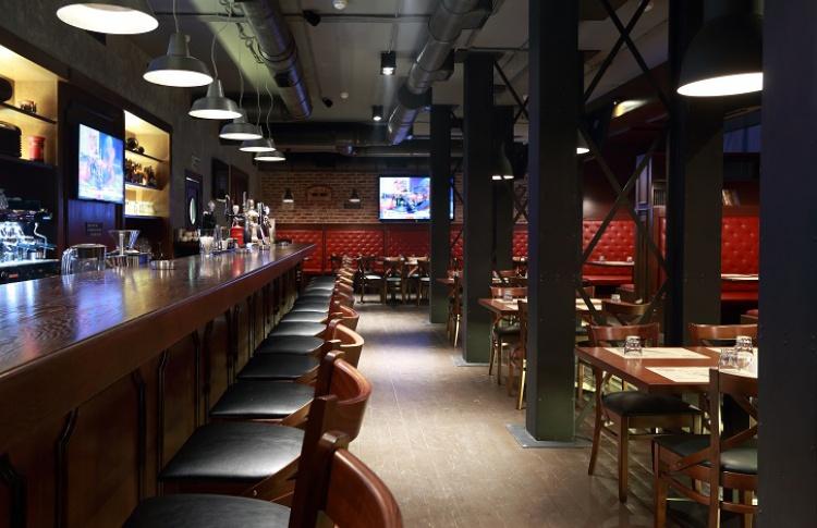 НаВыборгском шоссе открылся The Pub