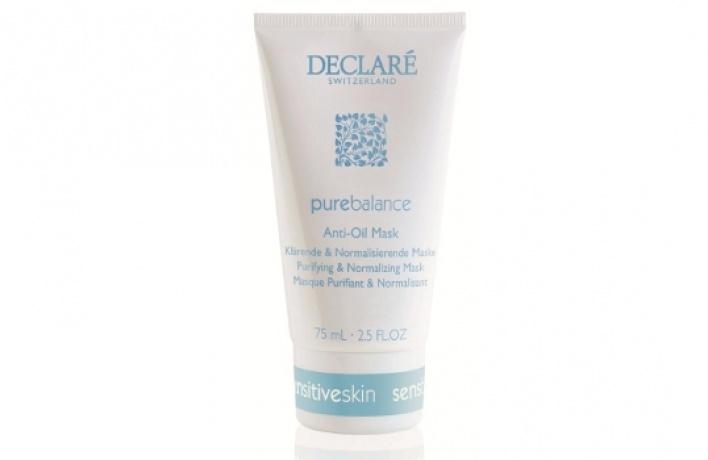 Маска для жирной ипроблемной кожи Anti-Oil Mask отDeclare
