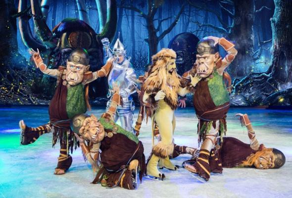 Ледовое шоу «Волшебник страны OZ» - Фото №1