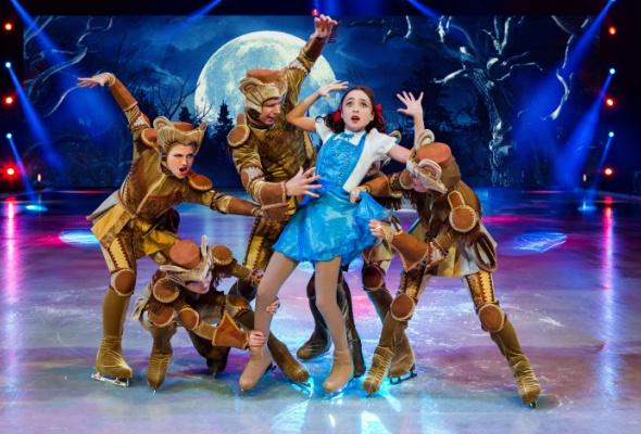 Ледовое шоу «Волшебник страны OZ» - Фото №4