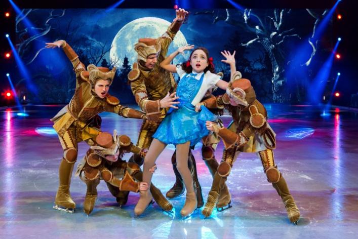 Ледовое шоу «Волшебник страны OZ»