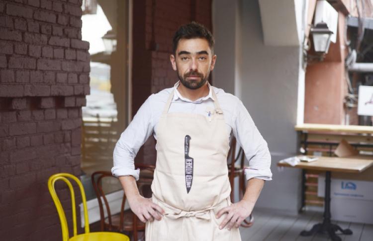 Андрей Рывкин: «United Kitchen— неспекулятивная история»