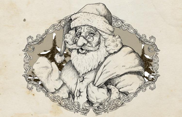 Гастроли Санта Клауса