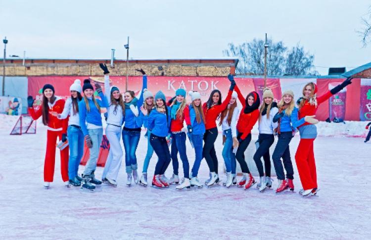 Катки «Русская зима»