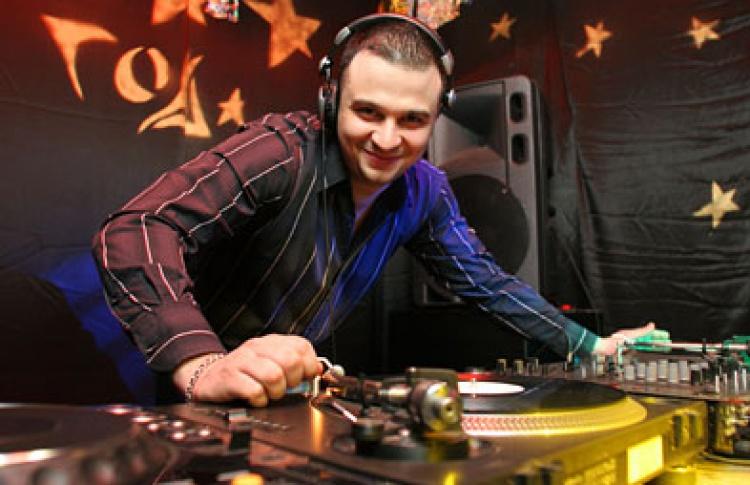 DJ Таран Birthday party