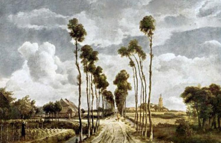 """""""Перед распутьями земными..."""": Тема пути в европейском искусстве XVII-XX веков"""