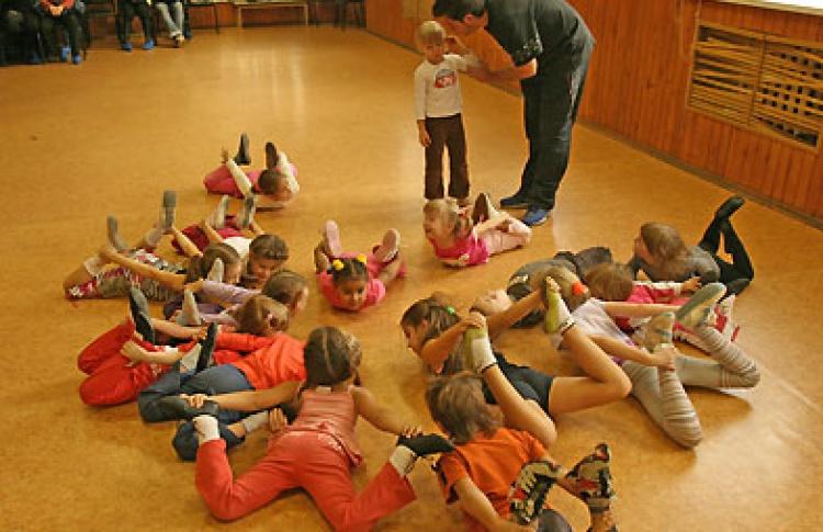 Открылась детская Академия мюзикла