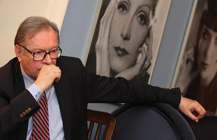 Кшиштоф Занусси: «Люди любят уходить всказки, внереальные миры»