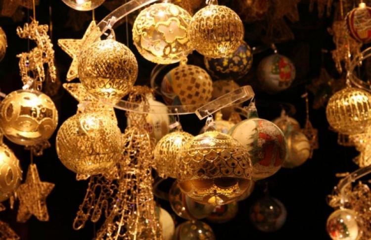 Рождественская ярмарка Nightmarket