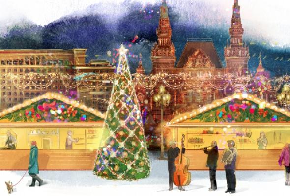 Рождественские ярмарки: маршрут Time Out - Фото №0