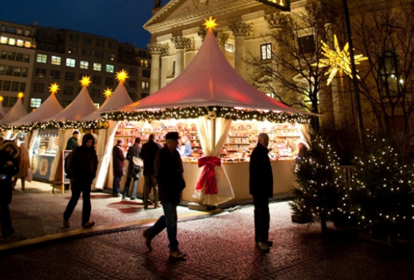 Гид порождественским ярмаркам Европы - Фото №0