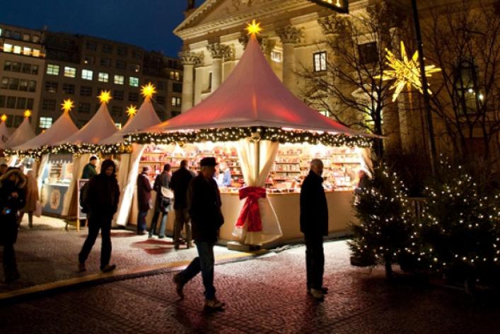 Гид порождественским ярмаркам Европы