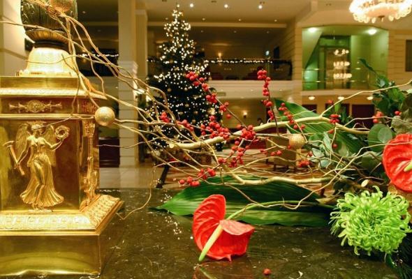 Новогоднее настроение вотеле ''Кемпински Мойка, 22'' - Фото №0