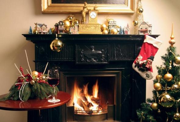 Новогоднее настроение вотеле ''Кемпински Мойка, 22'' - Фото №7