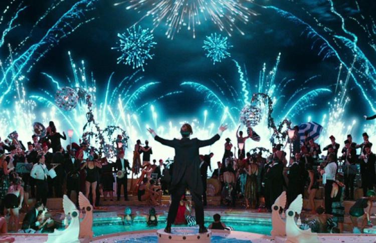 Новогоднее VIP-Party с Великим Гетсби