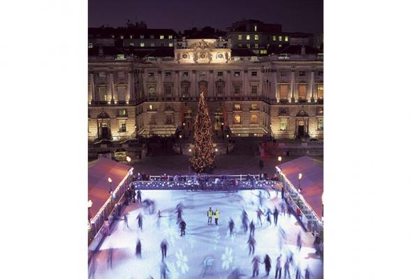 Рождественский Лондон, Нью-Йорк иПариж - Фото №1