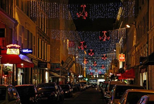 Рождественский Лондон, Нью-Йорк иПариж - Фото №7