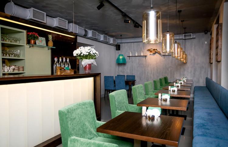 НаКолокольной открылось креативное городское кафе «Полянка»