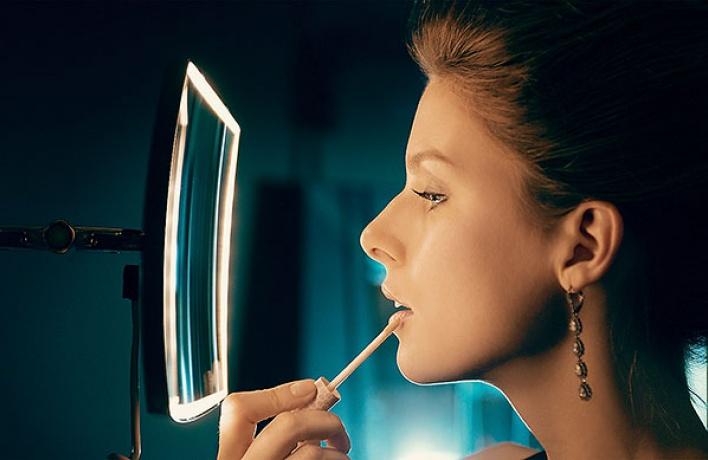 Свет мой, зеркальце