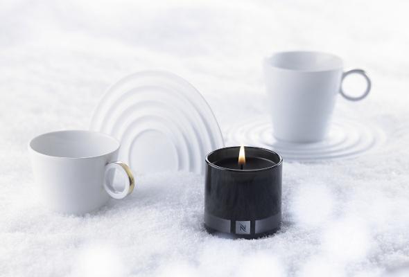 Коллекция новогодних подарков Nespresso - Фото №0