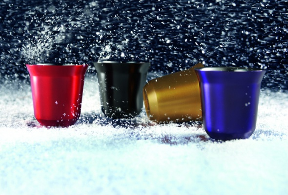Коллекция новогодних подарков Nespresso - Фото №1