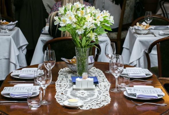 Арам Мнацаканов перезапустил ресторан «Северянин» - Фото №1