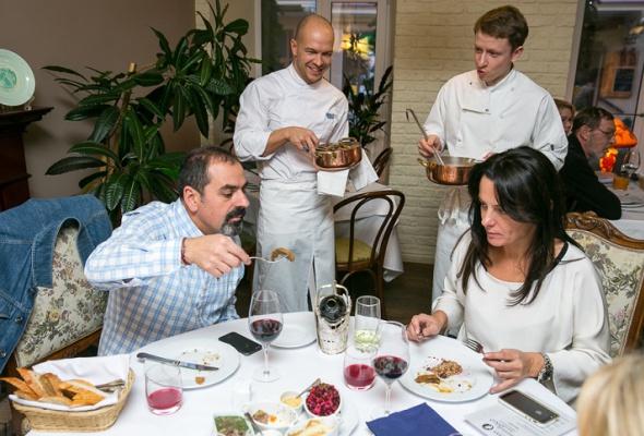 Арам Мнацаканов перезапустил ресторан «Северянин» - Фото №2