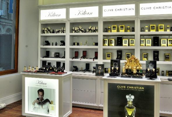 ВПетербурге октрылся бутик селективной парфюмерии «Molecule» - Фото №1