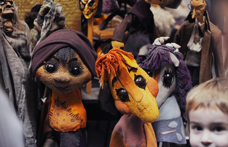 Музей Большого театра кукол