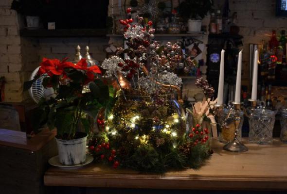Новогодняя ночь вресторанах: лучшие предложения - Фото №0