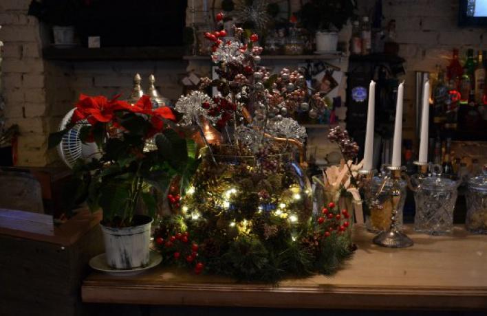 Новогодняя ночь вресторанах: лучшие предложения