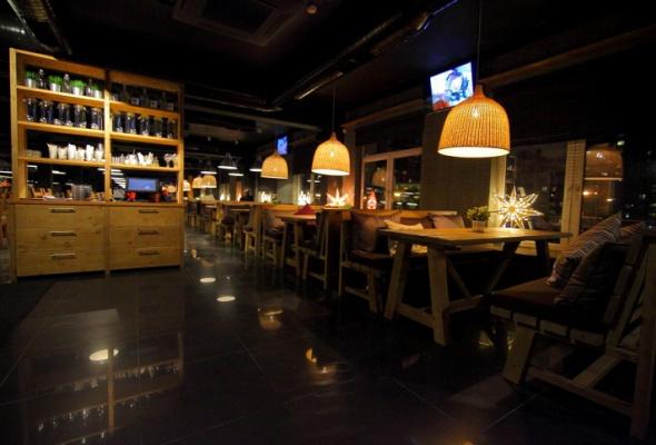 Напроспекте Науки открылся бар-ресторан Vseхорошо - Фото №0