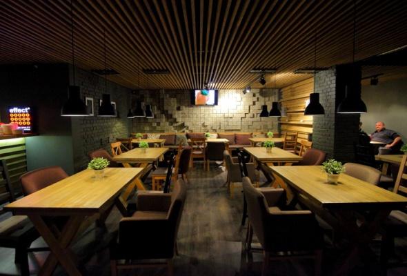 Напроспекте Науки открылся бар-ресторан Vseхорошо - Фото №2