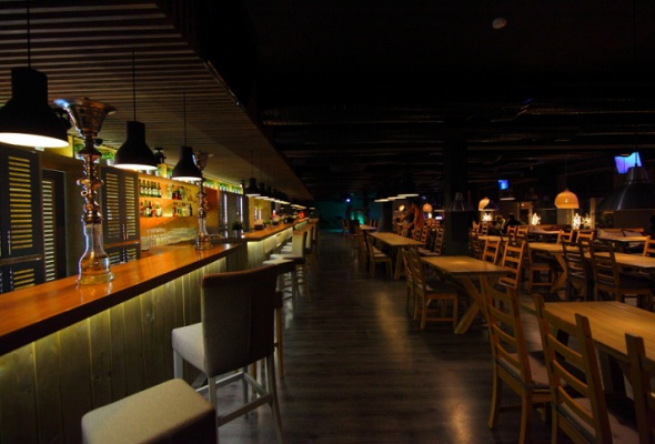 Напроспекте Науки открылся бар-ресторан Vseхорошо - Фото №5