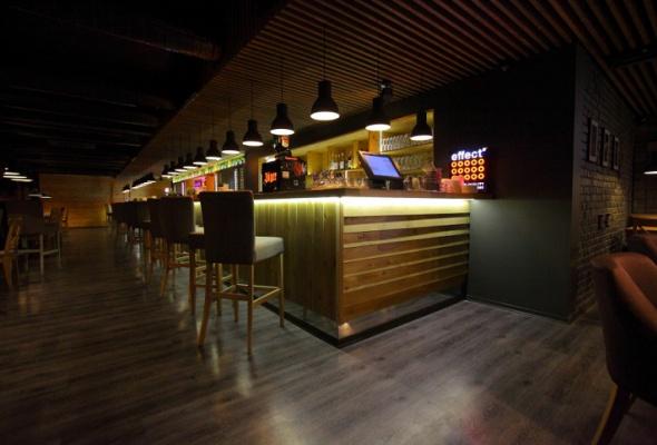 Напроспекте Науки открылся бар-ресторан Vseхорошо - Фото №7