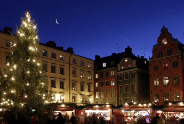 Рождество вСтокгольме иГетеборге - Фото №0