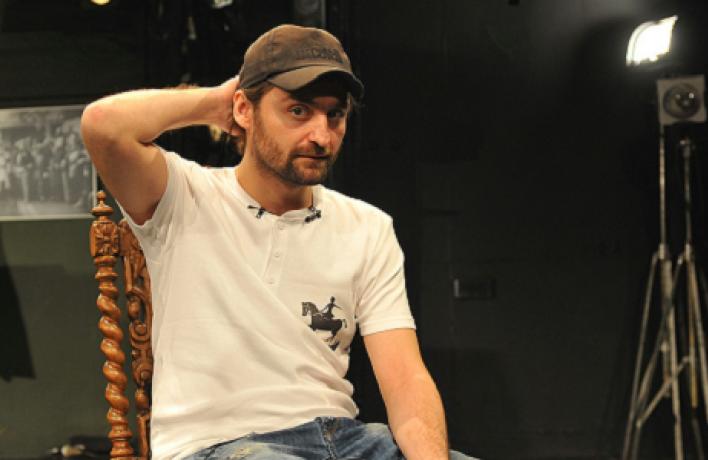 Спектакль пороману Владимира Сорокина «Теллурия» поставят наНовой сцене Александринки