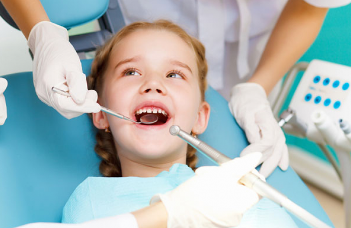 Встоматологической клинике «НаПриморской» появился детский врач