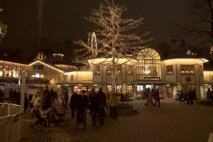 Рождество вСтокгольме иГетеборге